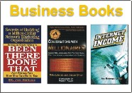 Business books for the entrepreneur...