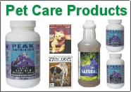 Pet care products including aspirin for dogs....