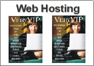 VIP web hosting packages.....
